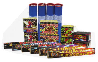 NOISE PACK TWO - 18 FIREWORKS