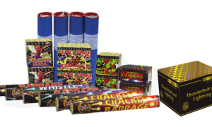 NOISE PACK THREE - 19 FIREWORKS