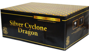 SILVER CYCLONE DRAGON - ULTIMATE COLLECTION