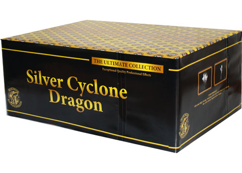 Silver Cyclone Dragon