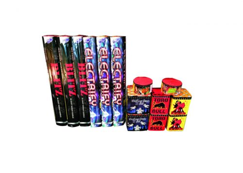 NOISE PACK ONE - 14 FIREWORKS