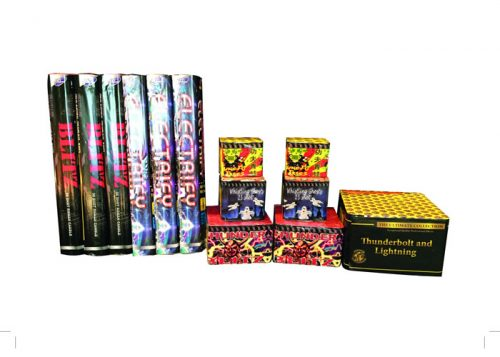 NOISE PACK TWO - 13 FIREWORKS