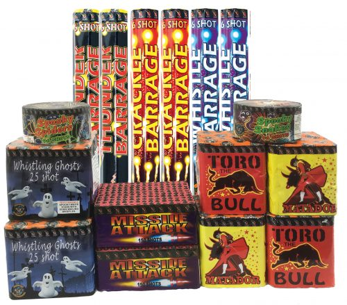 NOISE PACK ONE - 21 FIREWORKS