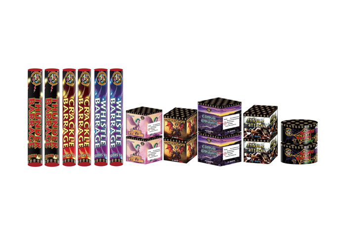 NOISE PACK ONE - 16 FIREWORKS