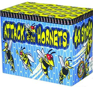 Attack of the Hornets_result