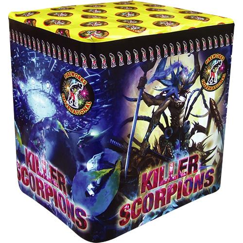 Killer Scorpions