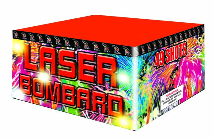 LaserBombard