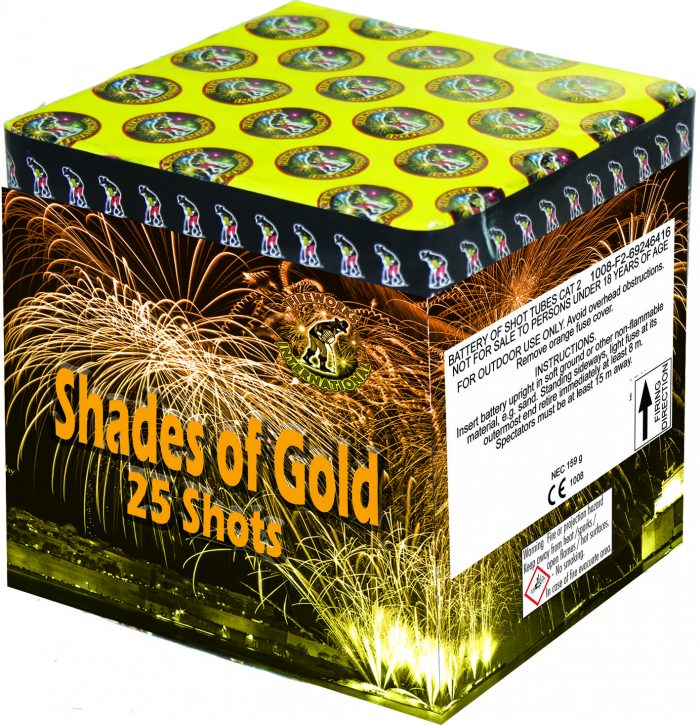 Shades of Gold image