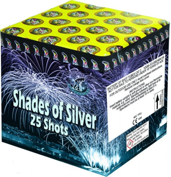 Shades of Silver Image