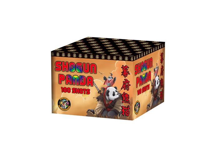 THE SHOGUN PANDA